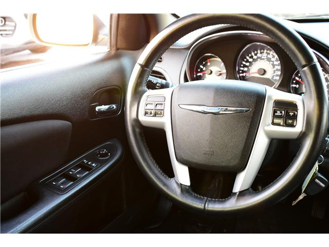 2013 Chrysler 200 Touring (Stk: P35881) in Saskatoon - Image 11 of 19
