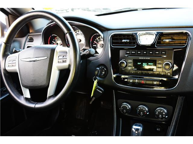 2013 Chrysler 200 Touring (Stk: P35881) in Saskatoon - Image 12 of 19