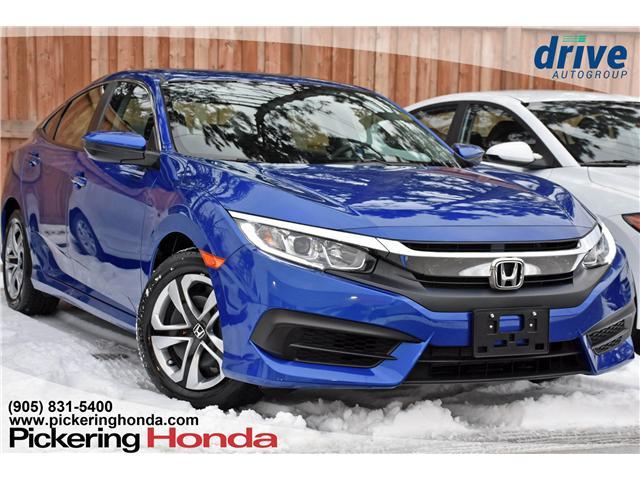 2016 Honda Civic LX (Stk: P4597) in Pickering - Image 1 of 24