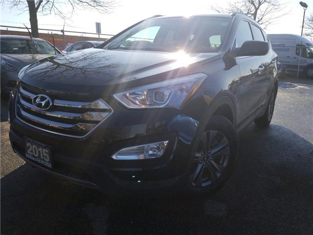 2015 Hyundai Santa Fe Sport 2.4 Premium (Stk: op8500) in Mississauga - Image 1 of 19