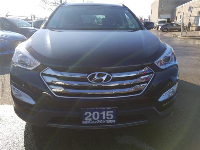 2015 Hyundai Santa Fe Sport 2.4 Premium (Stk: op8500) in Mississauga - Image 2 of 19