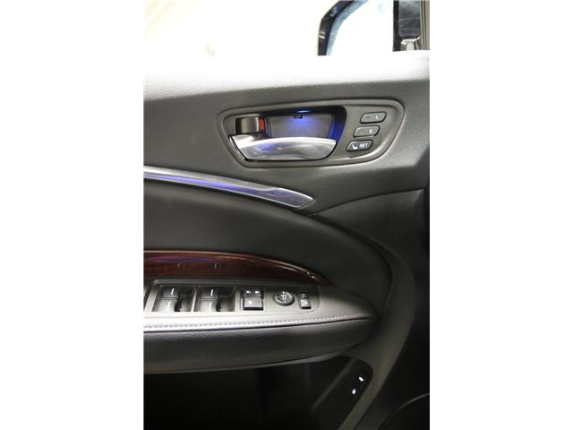 2016 Acura MDX Navigation Package (Stk: M12283A) in Toronto - Image 11 of 31