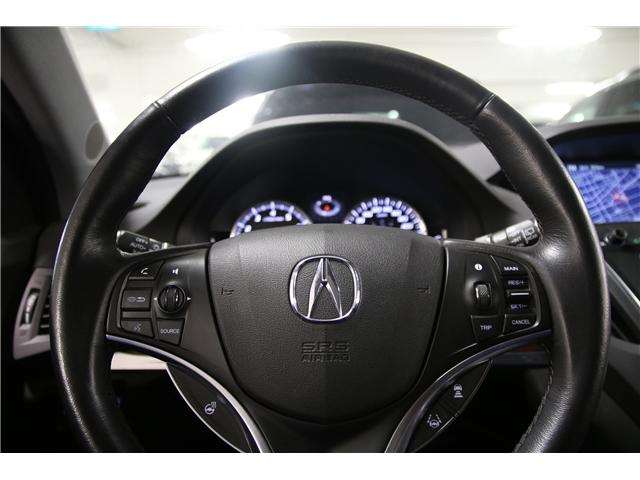 2016 Acura MDX Navigation Package (Stk: M12283A) in Toronto - Image 16 of 31