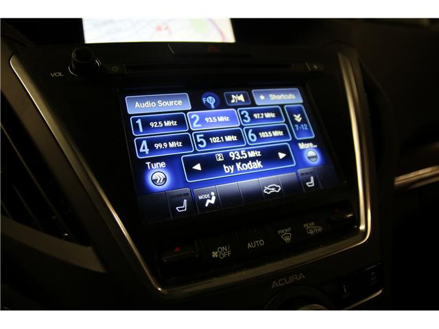 2016 Acura MDX Navigation Package (Stk: M12283A) in Toronto - Image 10 of 31