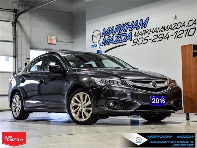 2016 Acura ILX Base (Stk: D180758A) in Markham - Image 1 of 29