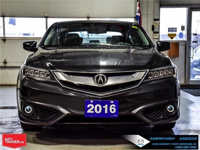 2016 Acura ILX Base (Stk: D180758A) in Markham - Image 2 of 29