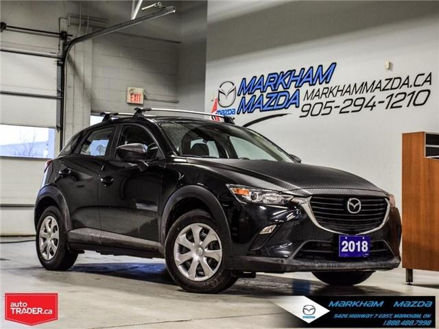 2018 Mazda CX-3 GX (Stk: D181082A) in Markham - Image 1 of 22