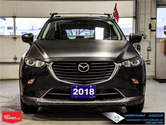 2018 Mazda CX-3 GX (Stk: D181082A) in Markham - Image 2 of 22