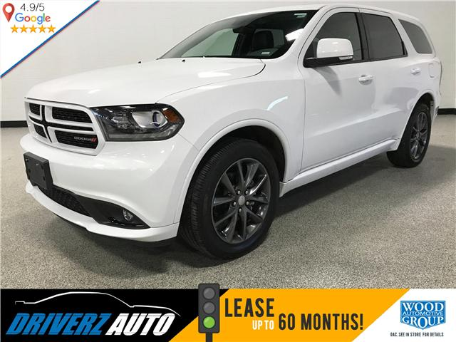 2018 Dodge Durango GT (Stk: P11817) in Calgary - Image 1 of 13