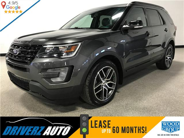 2017 Ford Explorer Sport (Stk: W11867) in Calgary - Image 1 of 15