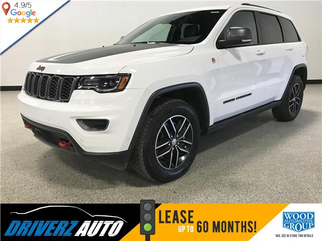 2017 Jeep Grand Cherokee Trailhawk (Stk: P11712) in Calgary - Image 1 of 12