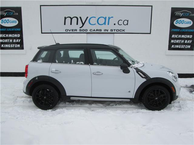 2015 MINI Countryman Cooper S (Stk: 182040) in Richmond - Image 1 of 14