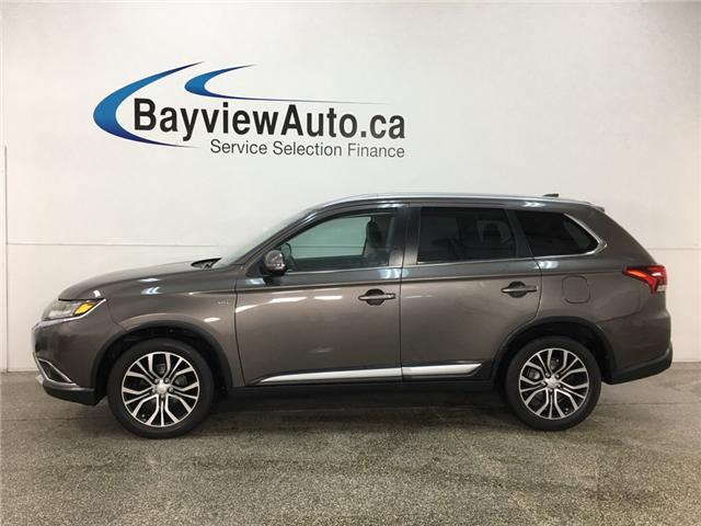 2017 Mitsubishi Outlander GT (Stk: 33983J) in Belleville - Image 1 of 30