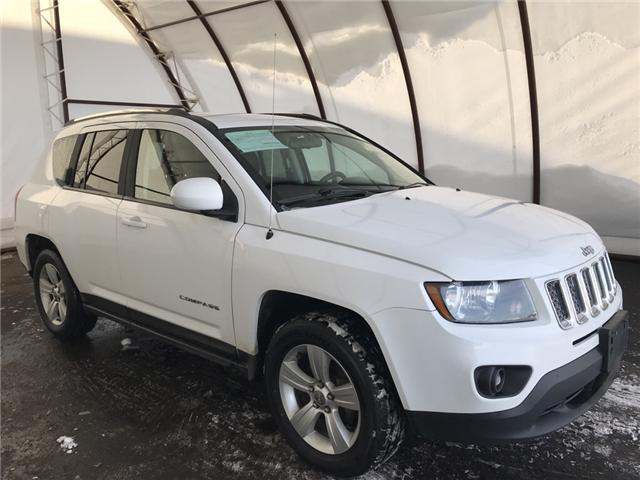 2014 Jeep Compass Sport/North (Stk: I1911862) in Thunder Bay - Image 1 of 14