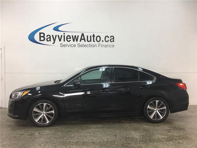 2017 Subaru Legacy 2.5i Limited (Stk: 34102W) in Belleville - Image 1 of 29