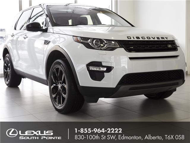 2018 Land Rover Discovery Sport HSE (Stk: L900181A) in Edmonton - Image 1 of 21