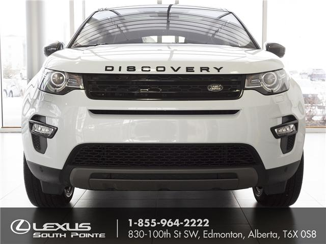 2018 Land Rover Discovery Sport HSE (Stk: L900181A) in Edmonton - Image 2 of 21