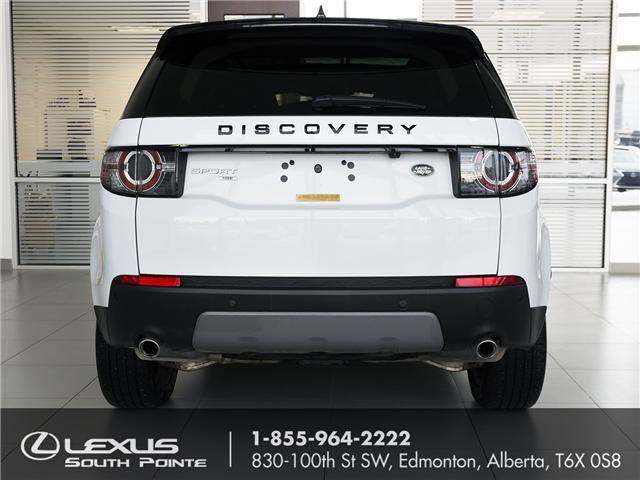 2018 Land Rover Discovery Sport HSE (Stk: L900181A) in Edmonton - Image 5 of 21