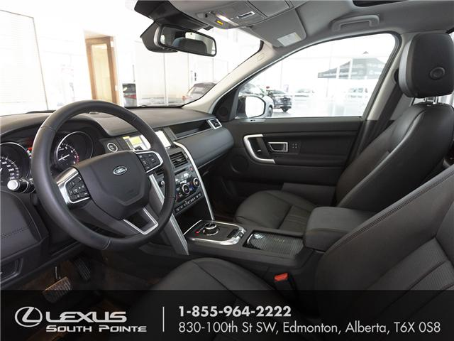 2018 Land Rover Discovery Sport HSE (Stk: L900181A) in Edmonton - Image 10 of 21