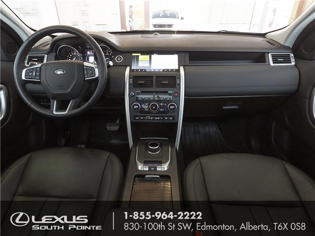 2018 Land Rover Discovery Sport HSE (Stk: L900181A) in Edmonton - Image 11 of 21