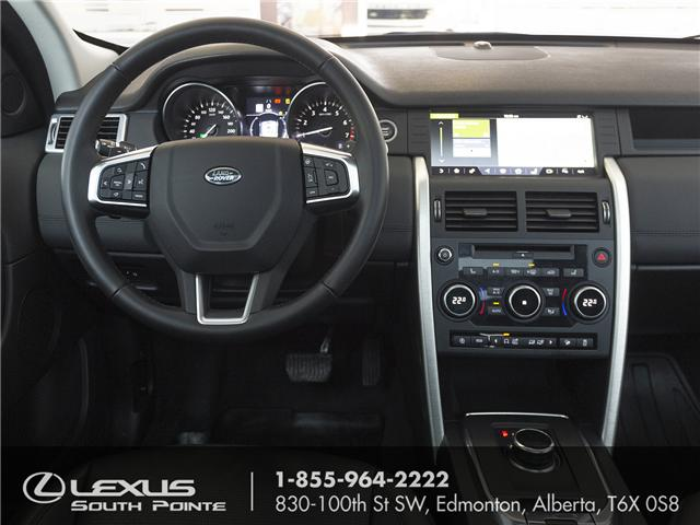 2018 Land Rover Discovery Sport HSE (Stk: L900181A) in Edmonton - Image 12 of 21
