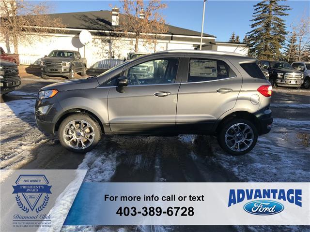 2018 Ford EcoSport Titanium (Stk: J-1542) in Calgary - Image 2 of 6