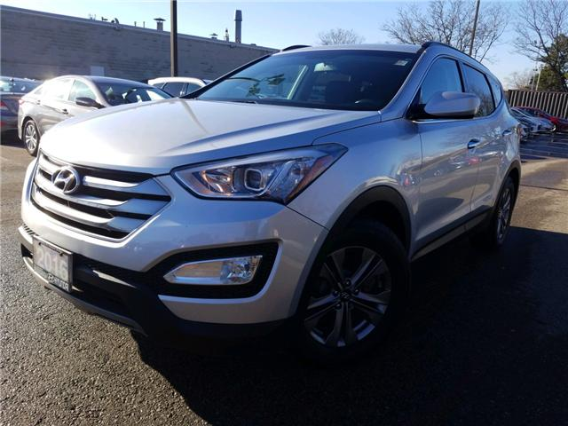 2016 Hyundai Santa Fe Sport 2.4 Base (Stk: op10080) in Mississauga - Image 1 of 22