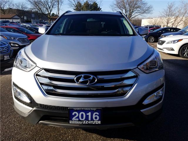 2016 Hyundai Santa Fe Sport 2.4 Base (Stk: op10080) in Mississauga - Image 2 of 22