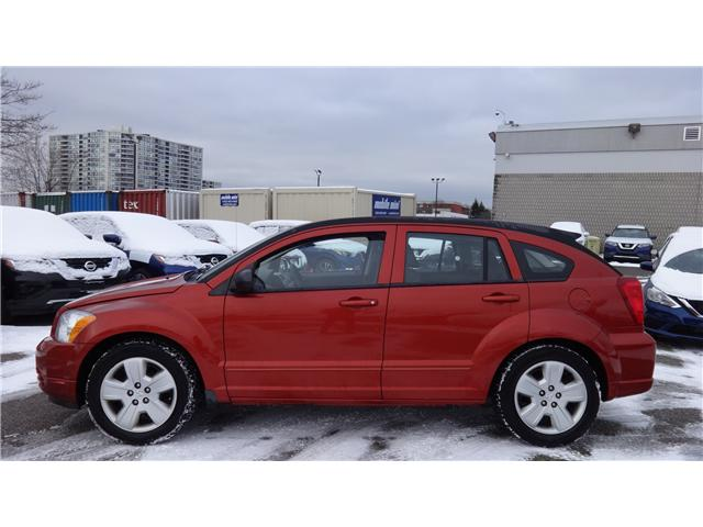 2009 Dodge Caliber SXT (Stk: JC676355B) in Scarborough - Image 2 of 16