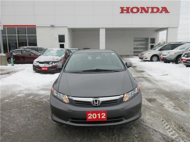 2012 Honda Civic LX (Stk: VA3313) in Ottawa - Image 2 of 10