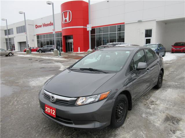 2012 Honda Civic LX (Stk: VA3313) in Ottawa - Image 1 of 10