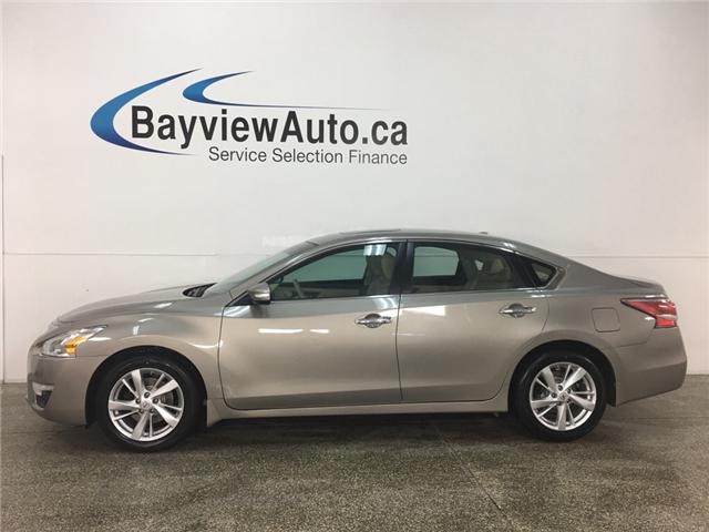 2015 Nissan Altima 2.5 SL (Stk: 34039J) in Belleville - Image 1 of 30