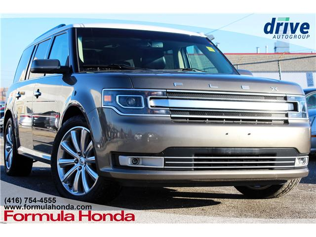 2013 Ford Flex Limited (Stk: B10706) in Scarborough - Image 1 of 32
