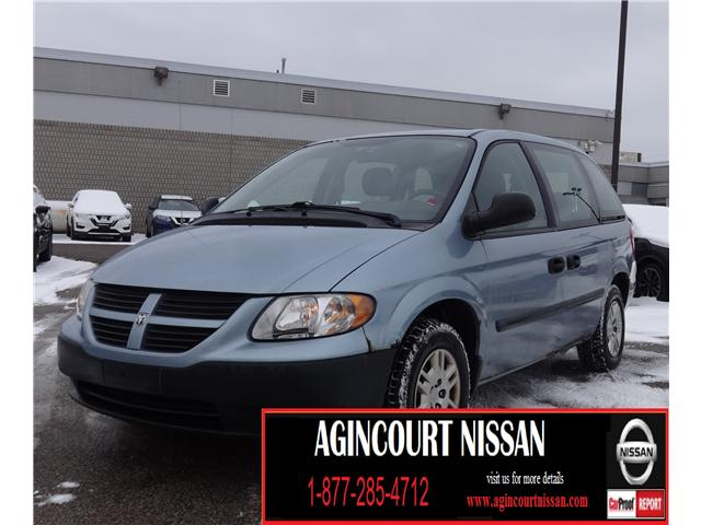 2006 Dodge Caravan Base (Stk: KC709223A) in Scarborough - Image 1 of 12