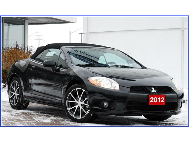 2012 Mitsubishi Eclipse Spyder GS (Stk: D92220B) in Kitchener - Image 2 of 15