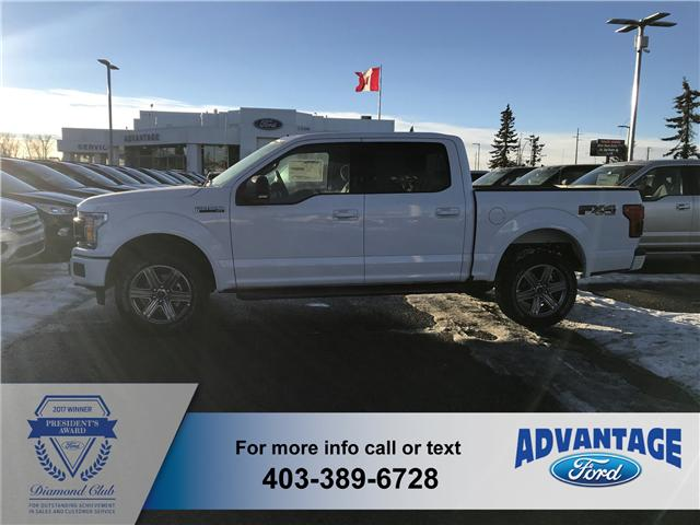 2019 Ford F-150 XLT (Stk: K-188) in Calgary - Image 2 of 5