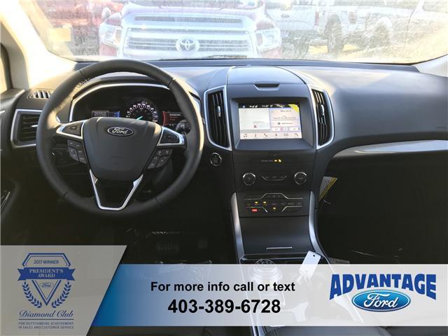 2019 Ford Edge SEL (Stk: K-266) in Calgary - Image 4 of 5