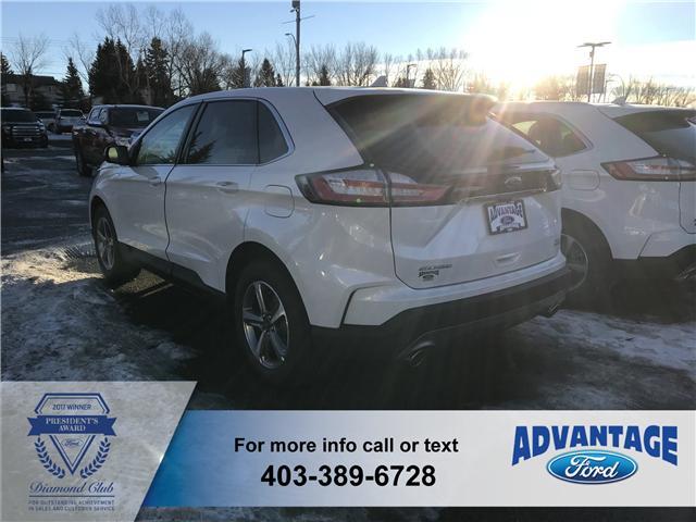 2019 Ford Edge SEL (Stk: K-440) in Calgary - Image 3 of 5