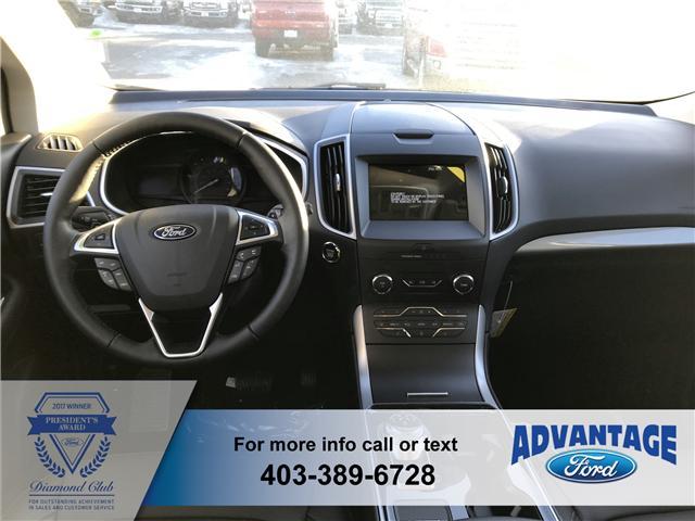 2019 Ford Edge SEL (Stk: K-440) in Calgary - Image 4 of 5
