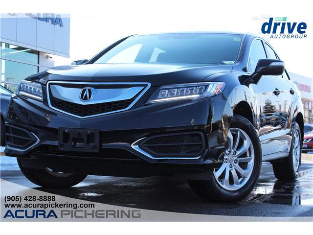 2016 Acura RDX Base (Stk: AT294A) in Pickering - Image 1 of 29