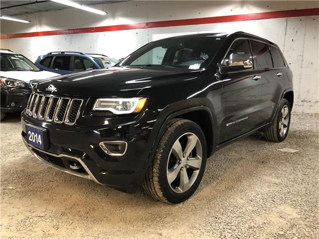 2014 Jeep Grand Cherokee Overland (Stk: S19124A) in Newmarket - Image 1 of 16