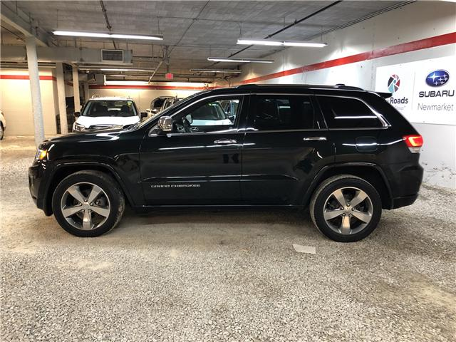 2014 Jeep Grand Cherokee Overland (Stk: S19124A) in Newmarket - Image 2 of 16