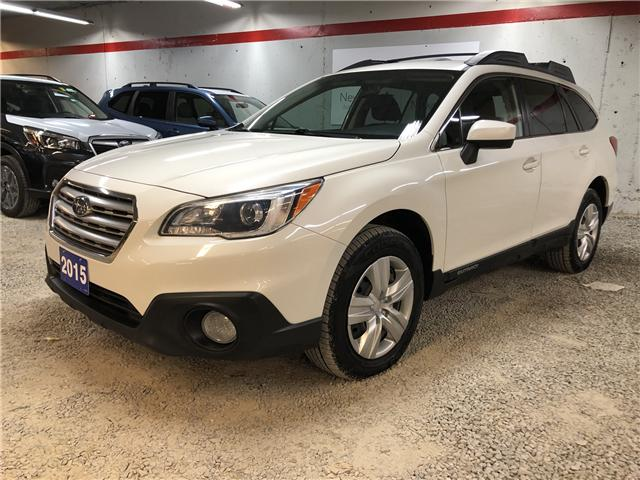 2015 Subaru Outback 2.5i (Stk: P205) in Newmarket - Image 1 of 14