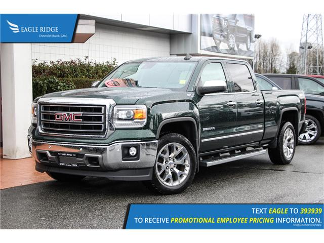 2015 GMC Sierra 1500 SLT (Stk: 159412) in Coquitlam - Image 1 of 16