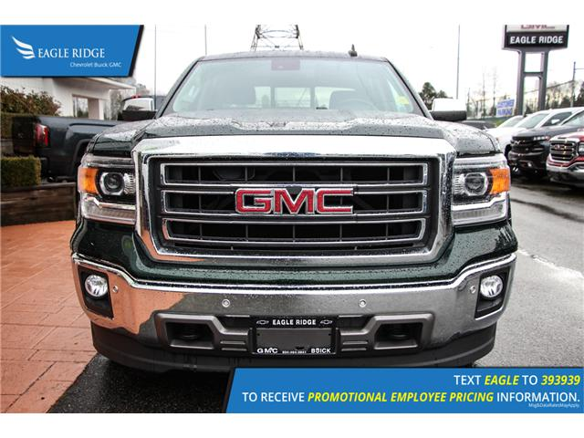 2015 GMC Sierra 1500 SLT (Stk: 159412) in Coquitlam - Image 2 of 16