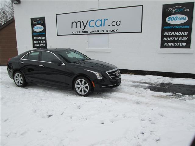 2015 Cadillac ATS 2.5L (Stk: 181893) in Richmond - Image 2 of 13