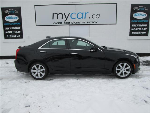 2015 Cadillac ATS 2.5L (Stk: 181893) in Richmond - Image 1 of 13