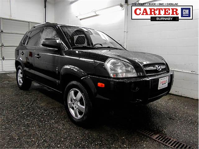 2008 Hyundai Tucson GL (Stk: R4-99312) in Burnaby - Image 1 of 22
