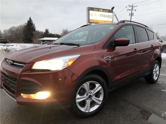 2014 Ford Escape SE (Stk: -) in Kemptville - Image 1 of 28