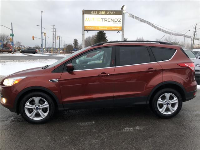 2014 Ford Escape SE (Stk: -) in Kemptville - Image 2 of 28